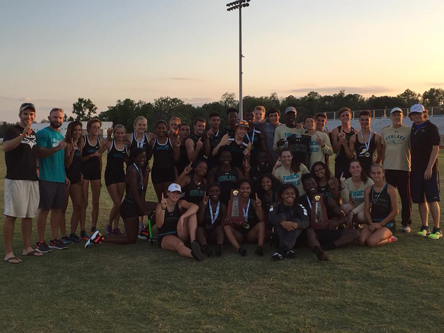 Congratulations to the Boys and Girls Track Team: Conference and District Championships!!