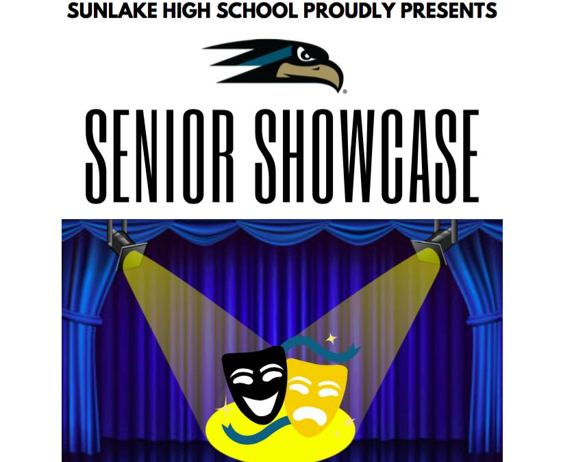 Sunlake Theatre Presents Senior Showcase