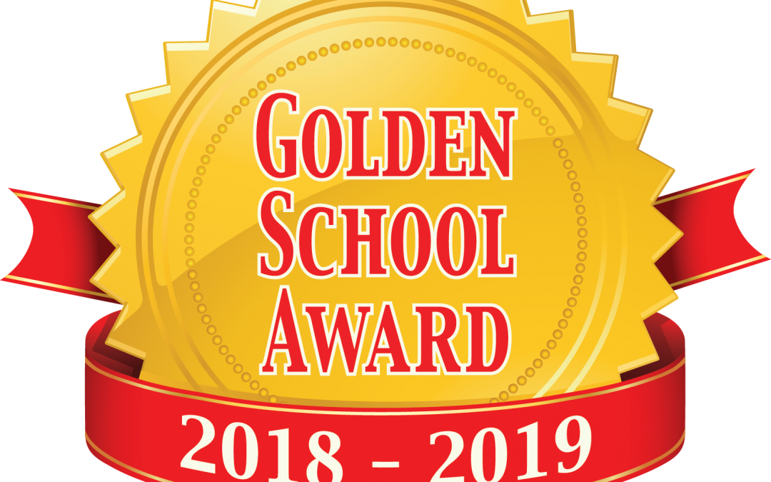 Sunlake High School Golden School Award