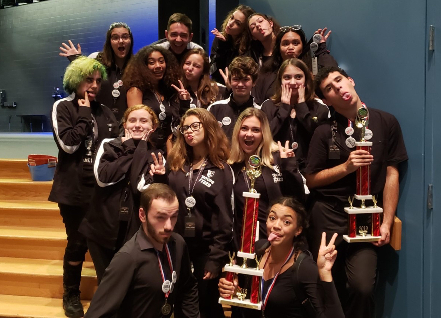 Congratulations, Thespian Seahawks!