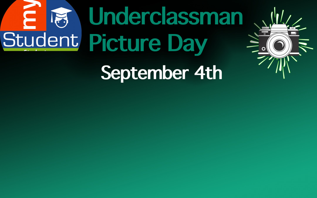 MyStudent Online Students Picture Day – September 4th