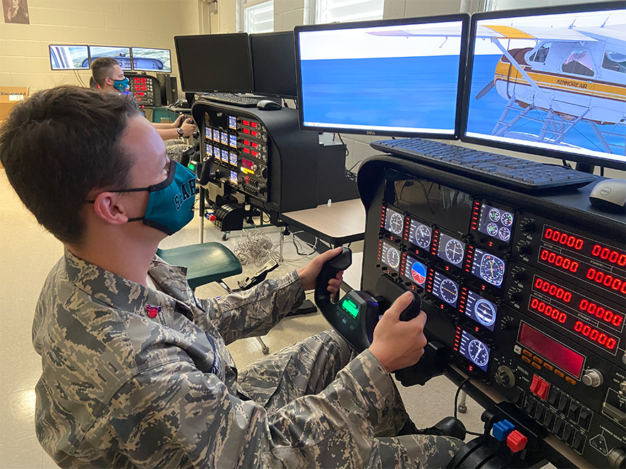 Click the Link to Learn More About Sunlake's Civil Air Patrol Cadet Program